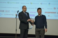 Президентът на Република България Румен Радев връчи Наградата за специален принос на Светлин Наков